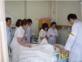 栄養管理、NST回診 - 栄養管理部門     - 診療科・部門案内        | 大垣市民病院